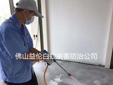 云东海装修房屋预防白蚁