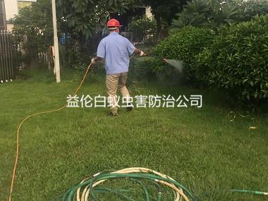 广州华南植物园四害消杀