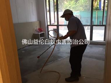 禅城商铺装修预防白蚁